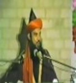 Hazrat syed maulana hashmi mian gives a speech about imaam hussain r a part 1